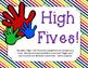 """""""High Five"""" Class Reward System"""