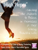 """High Hopes""- An ELA Unit of Study"