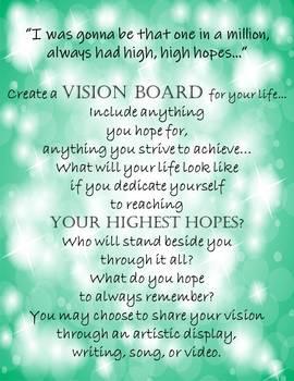 """""""High Hopes""""- An ELA Unit of Study"""