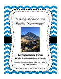 """Hiking Around the Pacific Northwest"" - A Common Core Math"
