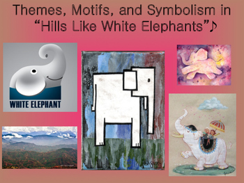 """Hills Like White Elephants"" Analysis Presentation"