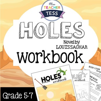 """Holes"" workbook"