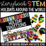{Holidays/Christmas Around the World} Storybook STEM