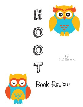 """Hoot"" Book Study"