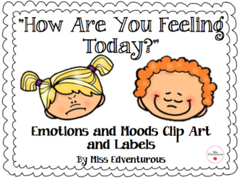 """""""How Are You Feeling?"""" Emotions and Moods"""