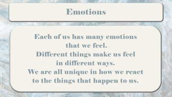 """The Way I Feel"" Guidance Lesson Emotions Anger Mgt  w Video link & Activities"