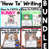 How To Differentiated Writing BUNDLE | Special Education a