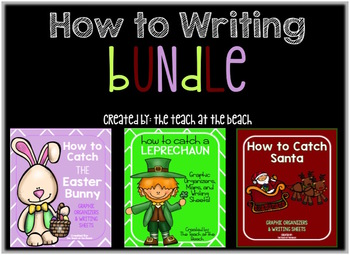 """How To"" Writing Bundle"