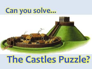 'How did Castles develop?' Puzzle