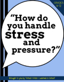 """How do you handle stress and pressure?"" Job Interview Question Guide"