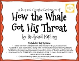 """How the Whale Got His Throat"" Just So Stories with Depth"