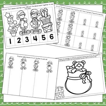 """How to Catch an Elf"" Toddler Curriculum"