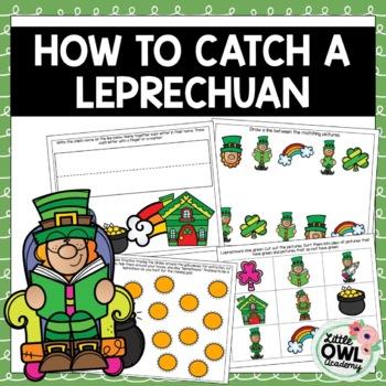 """How to Trap a Leprechaun"" Toddler Curriculum"