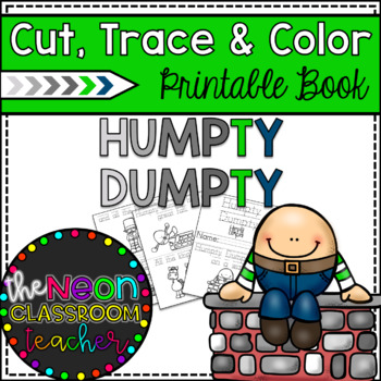 image relating to Humpty Dumpty Printable titled \