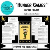"""""""Hunger Games"""" Inspired Project"""
