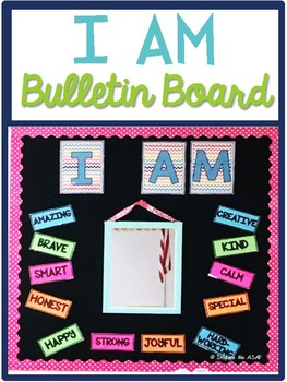 """I Am"" Bulletin Board"