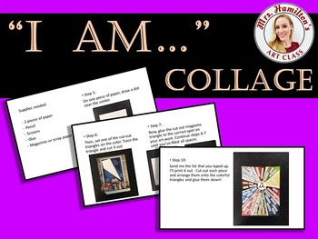 """""""I Am..."""" Collage"""