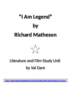 """I Am Legend"" Literature and Film Study (2016)"