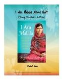 "DIGITAL/GOOGLE ""I Am Malala- Young Readers Edition"" Literature Circle Novel Unit"