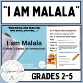 """I Am Malala"" Speech Analysis and Women's History Study fo"