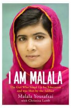 """""""I Am Malala"""" study guide/comprehension guide with key"""