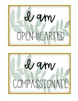 """""""I Am"""" Mantras for the Classroom"""