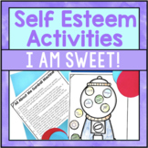 Self Esteem Activities - I Am Sweet