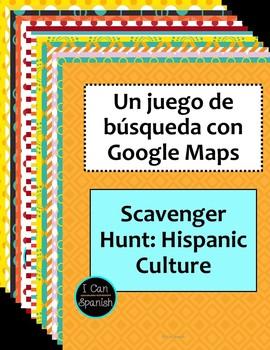 """I Can""  Google Maps Spain and Latin America Bundle"