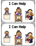 """""""I Can Help""""Decodable"""