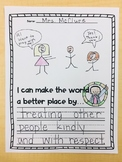 """""""I Can Make the World a Better Place by..."""" - A Martin Lut"""