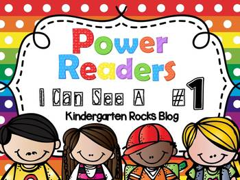 """"""" I Can See"""" Power Reader"""