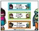 """""""I Can"""" Statements for Kindergarten Super Hero"""