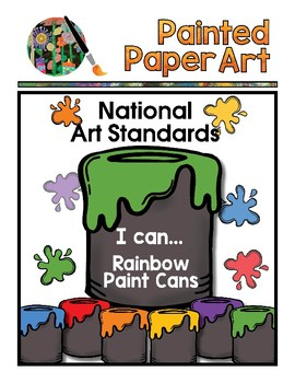 National Art Standards  PreK-8  (Updated)