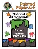 National Art Standards  PreK-8  (Updated) 3 Sets - Original/Rainbow