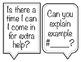 """I Don't Get It"" Math Class Bulletin Board"