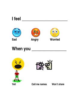 """I Feel . . . """