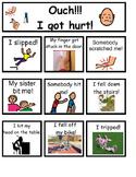"""""""I Got Hurt"""" Board"""