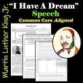 """""""I Have A Dream"""" Excerpt by Martin Luther King Jr.: Critic"""