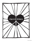 """""""I Have A Dream"""" Graphic List"""