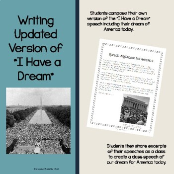 """I Have a Dream"" Speech Analysis and Determining America's Dream Today"