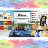 """""""I Know That Painting"""" Virtual Art Room (with 20 Hyperlinks)!"""