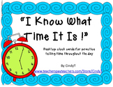 """""""I Know What Time It Is!"""""""