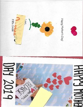 """""""I LOVE YOU MOM BECAUSE..."""" Personalized Mother's Day Activity for ALL AGES!"""