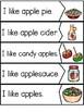 """""""I Like Apples"""" (Fall/September Emergent Reader Dollar Deal)"""
