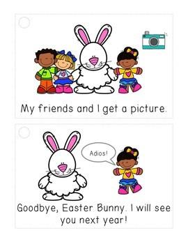 """I like Easter"" - Core Vocabulary Resource"