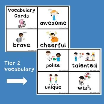 """""""I Like Me!"""" and """"ABC I Like Me!""""  A Speech and Language Companion Bundle"""