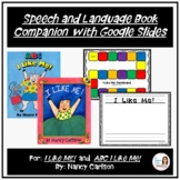 """I Like Me!"" and ""ABC I Like Me!""  A Speech and Language C"