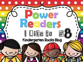 """ I Like To"" Power Reader"