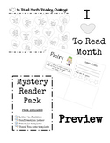 'I Love to Read' Month Bundle