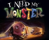 """I Need My Monster"" Writing Activity"